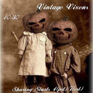Handbags - FRIDAY 10/30 Vintage Vixens Sign Up Sheet